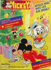 Le journal de Mickey n°1800 du 23 décembre 1986  - Mickeyrama Les Romains