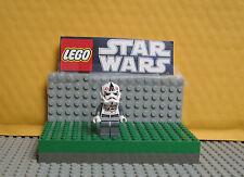 """STAR WARS LEGO LOT MINIFIGURE--MINI FIG  """" AT-AT DRIVER  -----8129   """""""