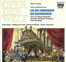Lortzing ~ Arien und Szenen aus Zar und Zimmermann ; Der Waffenschmied