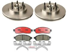 Brembo Front Brake Kit Ceramic Pads Disc Rotors For F-150 Lincoln Mark LT RWD