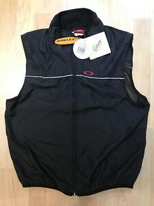 Rare Oakley Performance Cycling - Rage Gilet - Black - 41109-001 809984419446