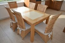Unbranded Fixed Dining Tables Sets 7 Pieces