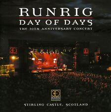 Runrig - Days of Days: 30th Anniversary [New CD] Germany - Import