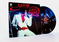 Elvis Presley: I Got Lucky (1975, Pickwick, CAS-2355, Mono, Reissue) Vinyl LP