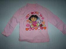 Tee-shirt fille 2 ans de couleur rose de marque Dora l'Exploratrice