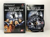 Fantastic 4: Rise of the Silver Surfer (Sony PlayStation 2, 2007)