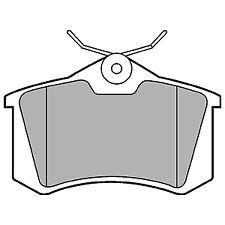 REAR BRAKE PADS AUDI A4 SEAT ALHAMBRA 1.9TDI 2.0 DIESEL PETROL