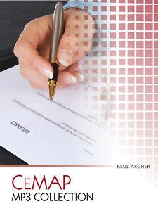 CeMAP Audio 2021/2022 Original Downloadable Archer Training Ltd Product