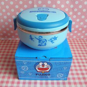 Doraemon Cute Lunch Box Keep Warm Food Container Single Storage Box Portable Box