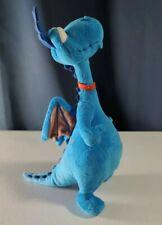 New ListingDisney Doc McStuffins Stuffy dragon plush stuffed animal blue disney parks