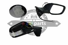 TOYOTA COROLLA ZRE152 10/2009-2012 HATCH RIGHT SIDE DOOR MIRROR ELEC LED/FOLD