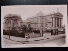 London THE TATE GALLERY c1907 RP by Davidson Bros 5034-5