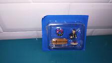 19914 Lucky luke Figurine plomb Plastoy Atlas village nugget gulch Le gardien