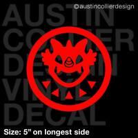 "5"" TIER 5 RAID BOSS ICON Vinyl Decal Car Window Sticker - pokemon go five-star"