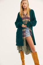 Free People una vez en la vida Long Cardigan $220 Talla L