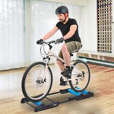 Rodillo de Ciclismo Plegable y Ajustable Rodillo de Entrenamiento para Bicicleta