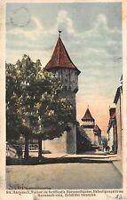 B19436 Sibiu Strada Harteneck Turnuri  Hermannstadt Nagyszeben romania