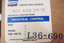 L36-690 UNIVERSAL 24V CONTACTOR 3 POLE 50A