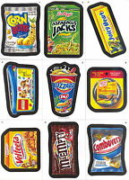 WACKY PACKAGES A NEW SERIES ANS 9 2011 TOPPS COMPLETE BASE CARD SET OF 55 SF