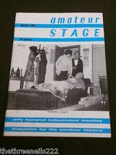 AMATEUR STAGE - 'THE DRESSER' - JUNE 1983