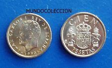 MONEDA DE 100 PESETAS AÑO 1990 Juan Carlos I  S/C - SPAIN km#826 UNC
