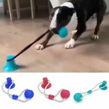 Dog Toy Ball Interactive Tooth Cleaning Elastic Toys Ropes Indoor Playing