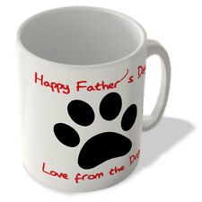 Happy Father's Day Love from the Dog - Mug