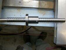 Z axis ball screw from Weeke BP12 Optimat
