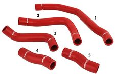 MISHIMOTO Radiator Hose Kit Red Silicone 90-99 Toyota MR2 MT 2.0L Turbo SW20