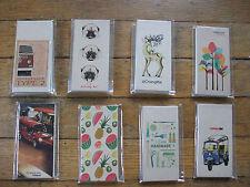 Set of THREE Mini Handmade Travel Journals from Thailand Love Go to Chiang Mai