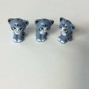 3 Lego Katze sandblau Friends Elves NEU Tier Zubehör