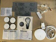 IKEA Tradfri Paket ! -  3x LED Treiber, Gateway + 4 Fernbedienungen -Anschauen!!