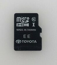 TOYOTA Navigation LATEST UPDATE Micro SD CID card Map Data OEM 86271 0e072 oe072