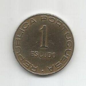 MOZAMBIQUE PORTUGAL 1$00 ESCUDO 1936