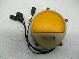 GROTE 8201 MILITARY LED AMBER TURN LIGHT WITH GASKET 10-34 VDC