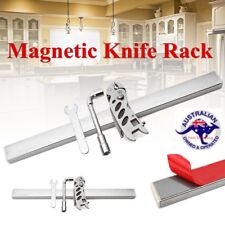 40cm Wall Mount Magnetic Knife Storage Holder Rack Strip Utensil Kitchen Tools