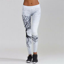 Women Yoga Leggings Pants Fitness High Waist Sport Jogging Gym Trousers Clothes