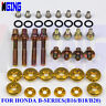 Engine Fender Washer Screw Valve Cover Bolts Honda B B-Series B16 B18 B20 Rsx Gd