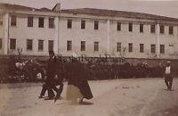 Alessandria Foto Amateur Snapshot Stampa a Citrato Ca 1900