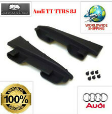 Audi TT TTRS 8J Coupe Parcel Shelf Luggage Cover C-Pillar Side Brackets 06-14