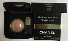 CHANEL COCOA NOISETTE POWDER BLUSH JOUES CONTRASTE BRAND NEW RARE