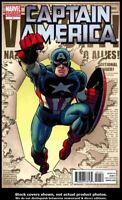Captain America (6th Series) #1 Variant A Marvel 2011 VF/NM