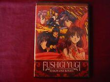 Fushigi Yugi: The Mysterious Play - Suzaku Set (Season 1) Free Shipping!