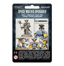 GW 40k Space Marines Space Wolves Space Wolves Upgrade Pack Pack MINT 53-80