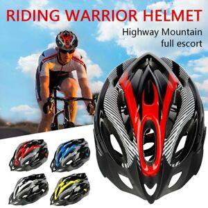 ✅Unisex Bicycle Helmet MTB Road Cycling Mountain Bike Sports Safety Helmet