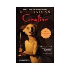 Coraline by Neil Gaiman (Paperback, 2012)