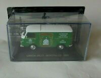 Lancia Jolly Borotalco 1961 1/43 Diecast Model Blister Pack with Box Altaya Mint