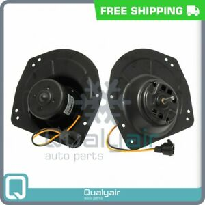 AC Blower Motor fits Ford Bronco, Country Squire, Crown Victoria / ... QU