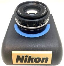 Excellent--- Nikon AI-S Nikkor 50mm f/1.8 Camera Prime Lens Manual Focus ais
