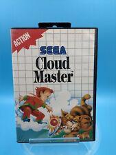 jeu video sega master system complet PAL cloud master